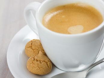 Kaffeepause im Tagungshotel Schröder zwischen Bremen und Hamburg