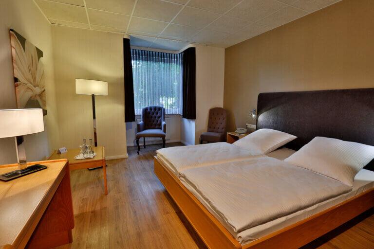 Zimmer im Landhotel Schröder