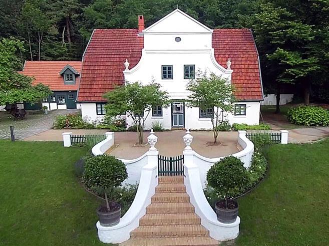 Ausflugsziel Barkenhoff in Worpswede